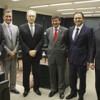 O presidente do Supremo Tribunal Federal (STF), ministro Ricardo Lewandowski, recebeu no início da noite desta terça-feira, 9 de dezembro, os presidentes da Confederação Nacional […]
