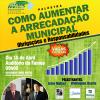 Na próxima sexta-feira, dia 10 de abril, a Federação dos Municípios do Estado de Sergipe (Fames) vai realizar uma palestra para discutir formas de aumentar […]