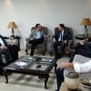 A Federação dos Municípios do Estado de Sergipe (Fames), através do tesoureiro da entidade, Christiano Beltrão, esteve hoje (04) em Maceió para uma reunião com […]