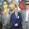 Ao receber o superintendente da Caixa em Sergipe, Antônio Marco Queiroz, na manhã desta segunda-feira, 7, o presidente do Tribunal de Contas do Estado (TCE), […]