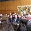 A comitiva de prefeitos que esteve presente nesta terça-feira, 3 de outubro, na Confederação Nacional de Municípios (CNM) foi, acompanhada de lideranças do movimento municipalista, […]