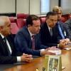 O presidente do Banco Central, Ilan Goldfajn, recebeu na manhã de hoje, políticos sergipanos e representante da FAMES – Federação dos Municípios -, que denunciaram […]