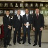 O ministro do Supremo Tribunal Federal (STF) Alexandre de Moraes recebeu representantes da Confederação Nacional de Municípios (CNM) e o deputado Herculano Passos (MDB-SP) na […]