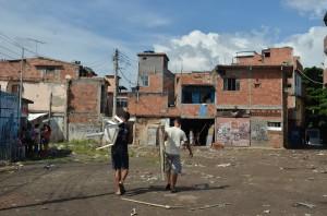 Favela do Metrô-Mangueira é demolida pela prefeitura